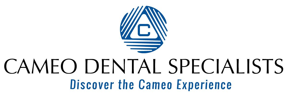 Cameo Dental Specialists Logo - Advanced Dentistry and Oral Surgery serving Chicago metro