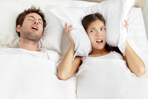 Snoring is Not Just a Noise Problem